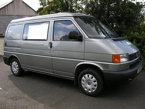 Veg Oil Converted VW Transporter T4 Camper Van For Sale Conversion