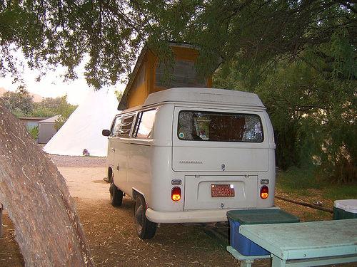 westfalia camper van