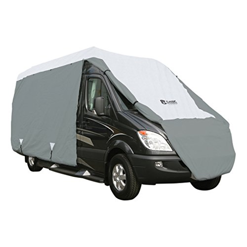 Class B camper van