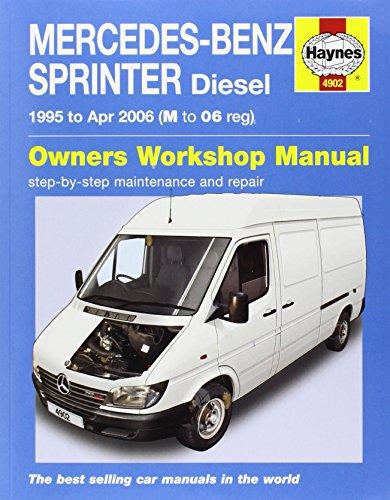 Mercedes Van manual