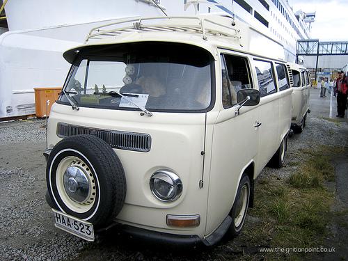 camper van road trip