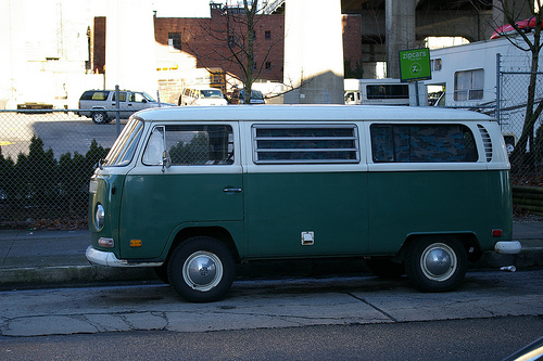 vw van road trip