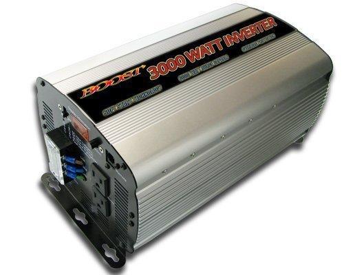RV solar power converter