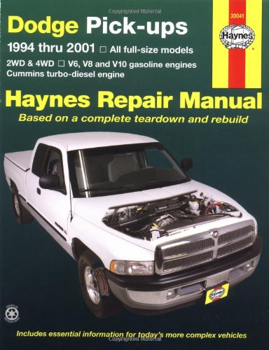 Dodge Van manual