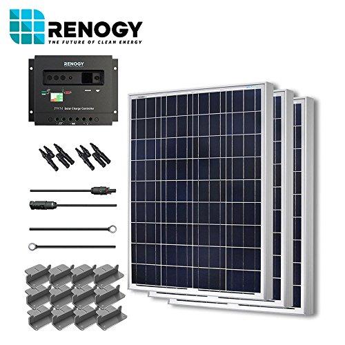 RV Solar Starter Kit
