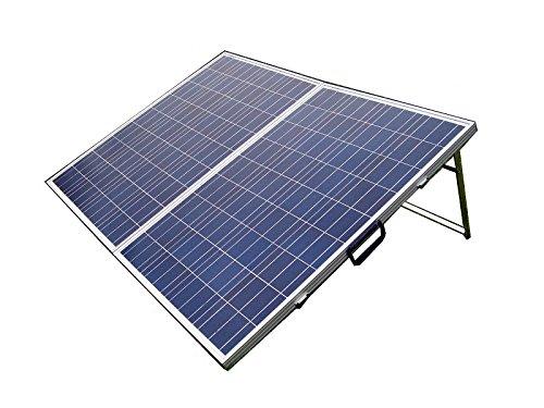 RV solar panel controller
