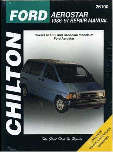 Ford Van manual