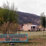 Deer Crossing RV Park 9/10 - Ruidoso, New Mexico