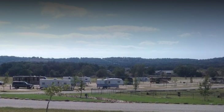 Quiet Creek RV Resort 6/10 - Fredericksburg, Texas