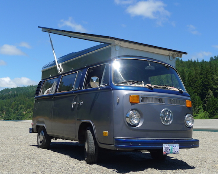 Amazing Fully Solar Powered Electric Vw Bus Camper Van