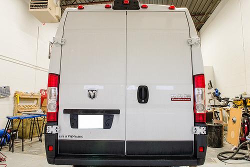 Dodge Promaster Van